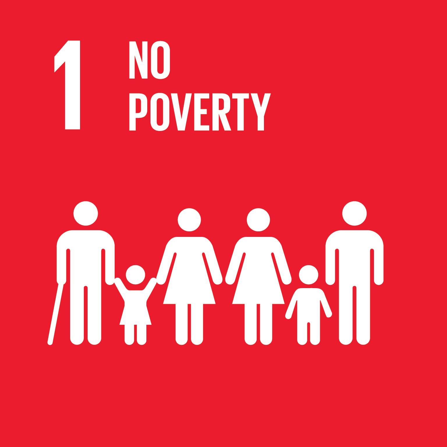 UN Sustainable Development Goals - 01 - No Poverty