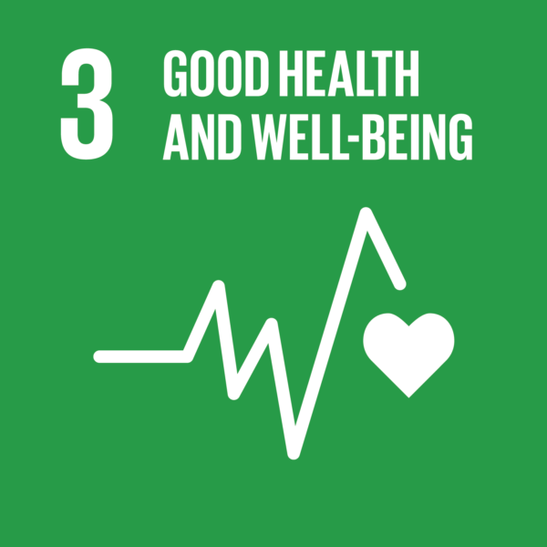 UN Sustainable Development Goals - 03 - Good Health and Well-being