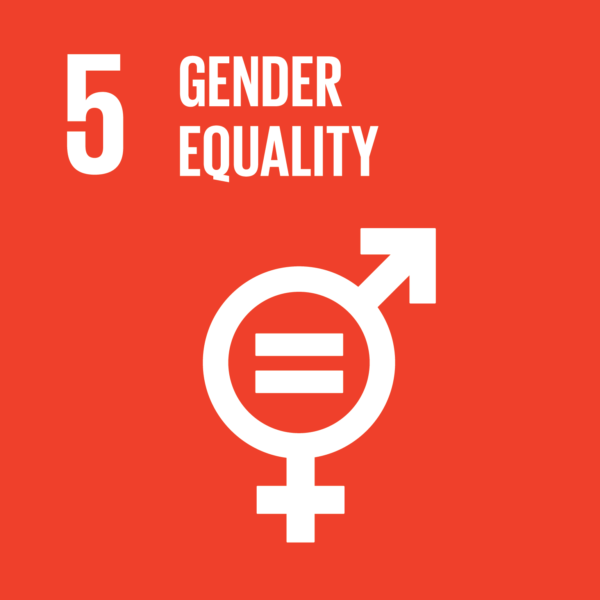 UN Sustainable Development Goals - 05 - Gender Equality