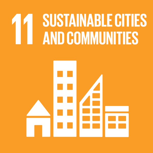UN Sustainable Development Goals - 11 - Sustainable Cities and Communities