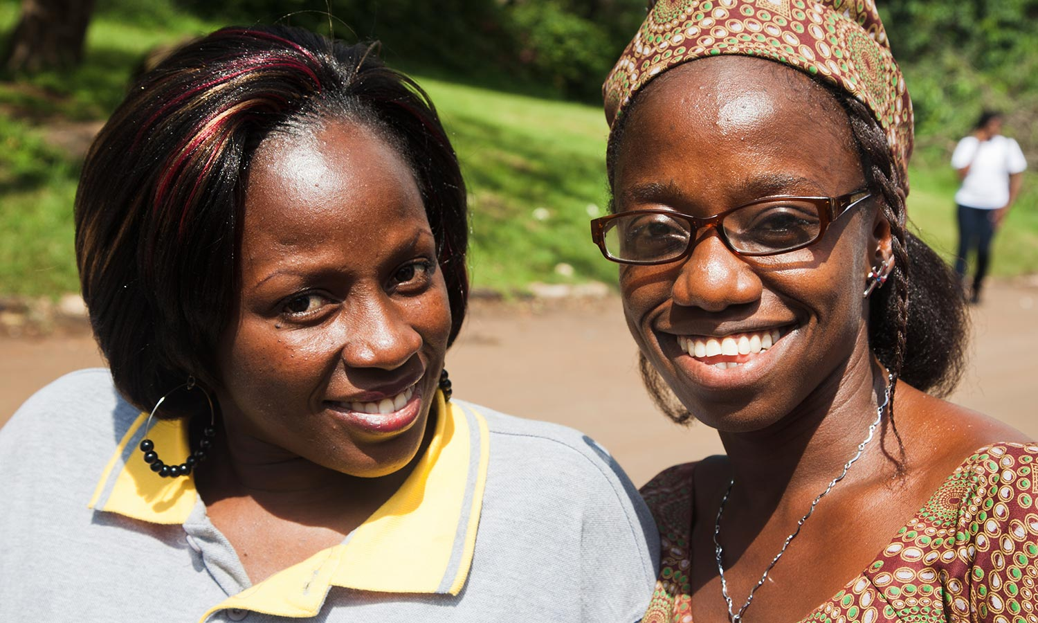 Two Ugandan Women