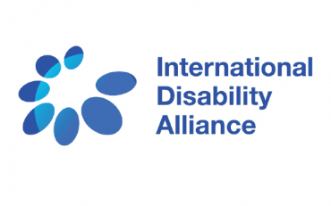 Logo for International Disability Alliance (IDA)