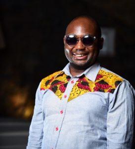 Headshot of Theophilus Odaudu